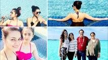 "Post Breakup Kriti Sanon Holidaying in Maldives | ""Ms Dhoni"" Sushant Singh Rajput Broke her Heart"