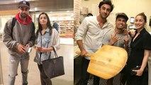 Ranbir Kapoor & Alia Bhatt SECRET HONEYMOON In New York |Brahmastra Couple is TOO CUTE