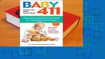 Full version  Baby 411: Clear Answers   Smart Advice for Your Baby s First Year  Best Sellers