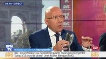 """Le député LR Éric Ciotti réfute """"toute alliance nationale d'appareil"""" avec LaRem aux municipales"""