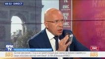"""""""Non"""" Éric Ciotti ne signera pas la pétition contre la privatisation d'Aéroports de Paris"""