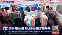 Deux femmes pour diriger l'Europe