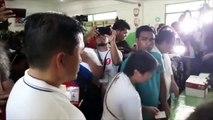 #PHVote: Bong Go casts his vote in Davao City