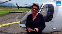 L'Isère vue du ciel - Vol découverte en hélicoptère depuis Le Versoud