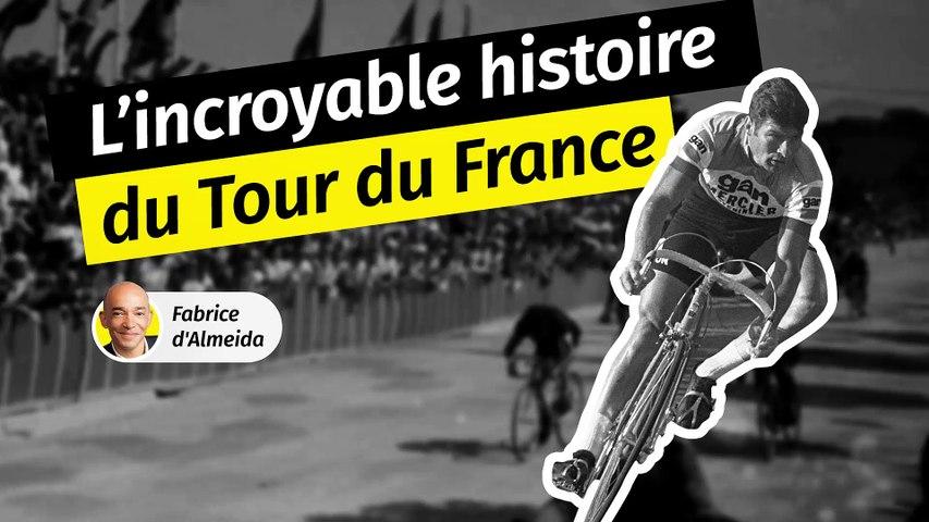 Tour de France : un siècle de Grande Boucle