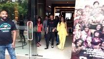 Hrithik Roshan with Mrunal Thakur Promotes Upcoming movie Super 30