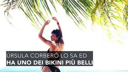 Il bikini sexy di Úrsula Corberó è il più bello dell'estate