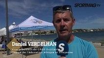 Journée olympique 2019 - Interview de Daniel Verdelhan
