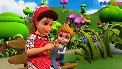Baa Baa Black Sheep | Nursery Rhyme for Children & Songs for Kids | Black Sheep Song | 3D Rhymes | Kids Nursery Rhymes | Kids Videos Songs | Kids Songs | Baby Songs | Dailymotion Kids Video | English Nursery Rhymes | By HD Nursery Rhymes