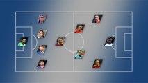 L'équipe type des joueurs libres en Europe - Foot - Transferts