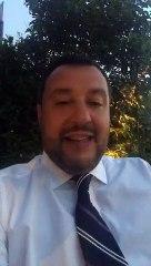 Salvini -Sea Watch, Carola è libera ()02.07.19)