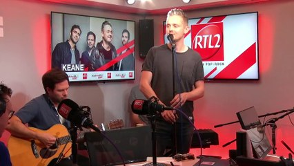 Keane en live et en interview dans #LeDriveRTL2 (02/07/19)