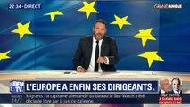 L'Europe a enfin ses dirigeants
