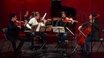 Robert Schumann : Quintette pour piano et cordes op. 44 (Kim/Hiber/Petrlik/Boisseau/Rodde)