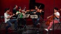 Robert Schumann : Quintette pour piano et cordes op. 44 (Grolée/Szigeti/Yun Tu/Boisseau/Moreau)