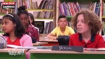 Au Tableau : Anne Sinclair tacle Marine Le Pen (Vidéo)