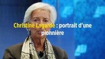 Christine Lagarde à la tête de la BCE : un nouveau plafond de verre brisé