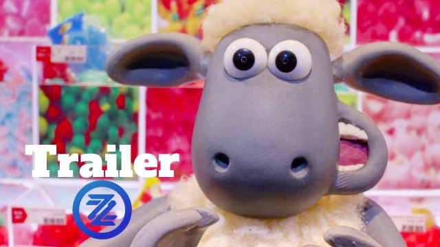 Shaun the Sheep Movie: Farmageddon Trailer #2 (2019) Justin Fletcher, John Sparkes Animated Movie HD