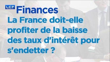 """Face aux taux d'intérêt bas, la Cour des comptes appelle à la """"prudence"""""""