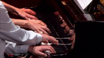 Albert Lavignac : Galop Marche pour piano à huit mains (Krivokochenko/Rossano/Sévène/Gassion)