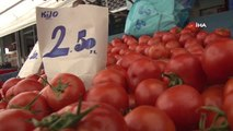 Fiyatı en fazla artan ürün limon, azalan domates oldu