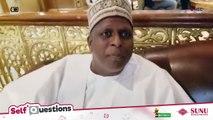Self'Questions avecTiti Camara (Ancien international Guinéen)