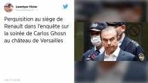 Mariage de Carlos Ghosn à Versailles : Perquisition en cours au siège de Renault