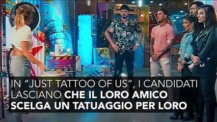 Just Tattoo of Us: lascia che il suo migliore amico scelga il suo tatuaggio ed è un dramma