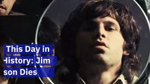 This Day in History: Jim Morrison Dies