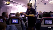Delta Says Free Cocktails Are Coming to the Cheap Seats and That's Not All For Some Economy  Fliers!