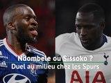 Tottenham - Ndombele ou Sissoko ? Duel au milieu chez les Spurs