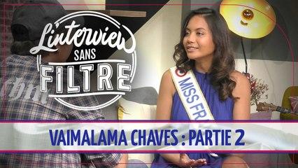 Vaimalama Chaves candidate à Miss Monde ou Miss Univers l'année prochaine ? Sa réponse...
