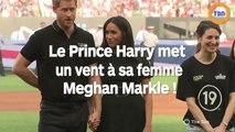 Le prince Harry met un vent à Meghan Markle