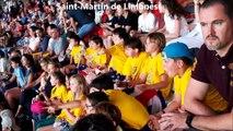 Des écoliers de Limonest invités pour la demi-finale de la coupe du monde de foot féminin