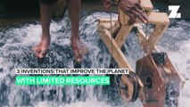 Three sustainable innovations that are changing lives