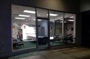 Burglar delivers donuts after smashing window