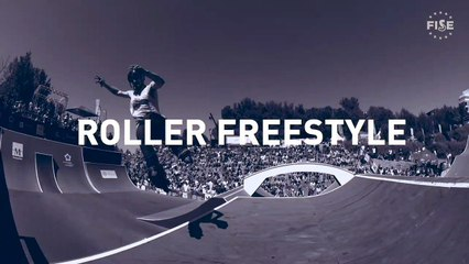 Roller Freestyle - FISE Châtearoux 2019