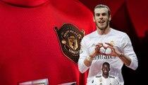 يورو بيبرز: طلب انتقال بوغبا ينقل بيل الى مانشستر يونايتد