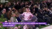 Jean Paul Gaultier dénonce le gaspillage dans la mode