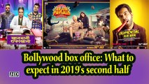 Bollywood box office: What to expect in 2019's second half