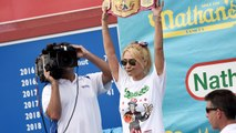 5x Nathan's Hotdog Eating Champion Miki Sudo Highlights Gender Inequality in Competitive Eating