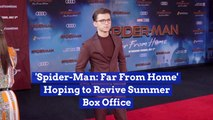The Summer Box Office And 'Spider-Man: Far From Home'