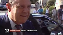 Héritage : Raymond Barre a-t-il caché de l'argent en Suisse ?
