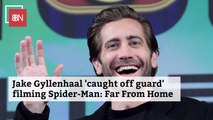 Jake Gyllenhaal's Experience On The 'Spider-Man: Far From Home' Set