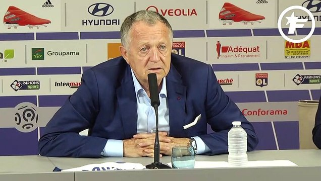 OL : Jean-Michel Aulas fait le point sur le dossier Anthony Lopes