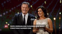 Piers Morgan And His Christmas Song