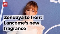 Zendaya Partners With Lancome For Fragrance