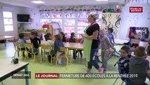 Fermeture de 400 écoles rurales: l'égalité territoriale en question