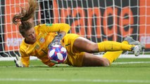 Alyssa Naeher Makes Career-Defining Save in USWNT Win Over England
