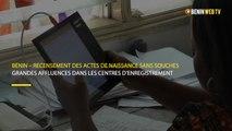 Bénin-RAVIP : grandes affluences dans les centres d'enregistrement du PRAN